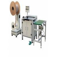 China Bind Book Width 70-520mm Twin Ring Binding Machine , Wire Closing Machine on sale