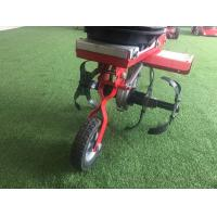 Quality Energy Saving Petrol Garden Tiller Low Noise Vibration Steel Material wholesale