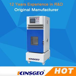 Quality 5000A Temperature Control External Short Circuit Battery Testing Machine 50Hz - 60Hz wholesale