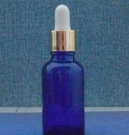 Quality bule essential oil bottle wholesale