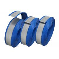 Quality Blue Color Steel Core Channel Letter Material Trim Cap Modern Size Hand Making 65 MM wholesale