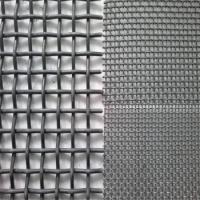 Quality Anti Corrosion Crimped Wire Mesh For Mining / Stone Crusher Vibrating Screen wholesale