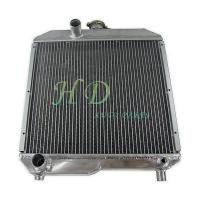 Quality Aluminium  Radiator For Ford NEW HOLLAND 1510 1710  SBA310100291 SBA310100440  For Agricultural Machinery Radiator wholesale