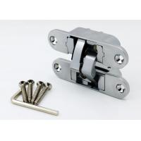 Buy cheap Modern Style wood door Hinges 180 Degree 3D Adjustable Hidden Invisible from wholesalers