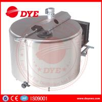 Quality Cow Dairy Farm Used Sus304 Small Milk Cooler Tank With Cooling System wholesale