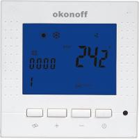 cheap air conditioner hotel thermostat s400h2 of okonoff. Black Bedroom Furniture Sets. Home Design Ideas