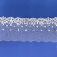 Quality Mesh Embroidered Lace, Suitable for Women