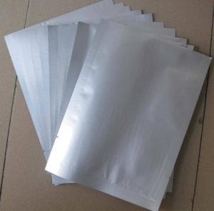 Buy cheap China aluminium foil bag plastic bag laminated foil packaging zip-lock bags from wholesalers
