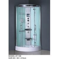 Quality Medium Jets quadrant shower cabin , all in one shower enclosure Electronic system wholesale