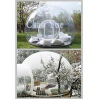 Quality nflatable Clear Dome Tent, Inflatable Transparent Tent, Inflatable Lawn Tent wholesale