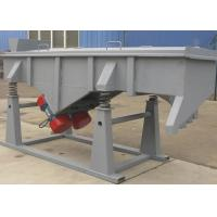 China Multipurpose Linear Motion Vibrating Screen For Chemical Metallurgy Industry on sale