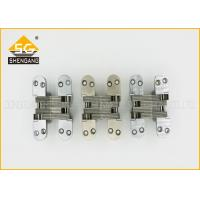 Quality Indoor Use 180 Degree Concealed Hinges For Wood Door , 116*27.8*41mm wholesale