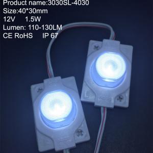 Quality DC12V 3030smd 2.8W Led Sign Lighting Modules High Brightness PVC Material wholesale