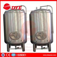 Quality High Efficiency Small Bright Beer Tanks 2mm Thickness Easy To Operate wholesale