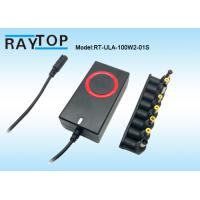 Quality CE Approval 40W Automatic Universal Notebook / Netbook Charger Adapter 7 Tips wholesale
