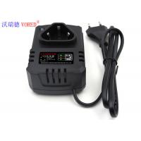Cheap EU Standar 12v Lithium Ion Battery Charger , Fast Charging Universal Battery for sale