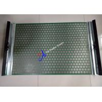 Quality FLC 500 Flat Oil Vibrating Sieving Mesh Shaker Screen For Drilling Waste Management wholesale