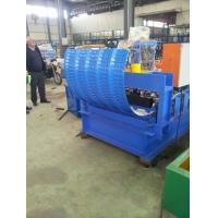 China Hydraulic Arch Camber Sheet Metal Bending Machine PLC Ontrolled 3-4m/ Min on sale