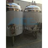 Quality Stainless Steel Heating and Cooling Tank (ACE-FJG-C8) wholesale