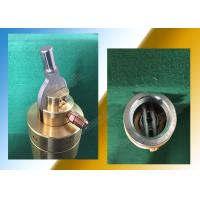 Quality Custom Brass Steel Fm200 Cylinder Valves With Manual Actuator wholesale