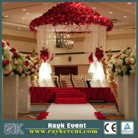 Buy cheap Fixed Drape Support curved pipe and drape for ceremonies and performances product
