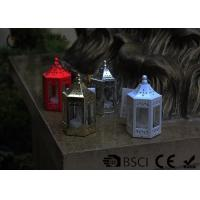 Quality Easy Operate Led Tea Light Candles For Home Decoration ODM / OEM Acceptable wholesale
