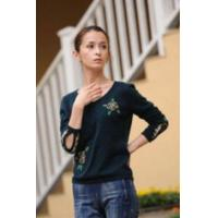 Quality 2011 Fashion Lady Knitted Sweater wholesale