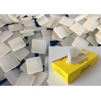 China Strong Adhesive Hot Melt Pellets Improving  Production Efficiency Environmental Friendly on sale