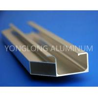 Cheap 6061 6063 Aluminium Construction Profiles Smooth And Delicate for sale