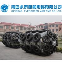 Quality marine PU Skin Closed-Cell Foam EVA PE Core floating Fender Foam Filled Fender wholesale