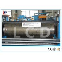 Quality Metal Coil Sheet Embossing Machine Fully Automatic 15KW Main Motor Power wholesale