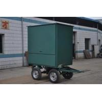China Mobile Trailer Type Vacuum Transformer Oil Filtration Machine on sale