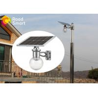 Quality 3000-6500K 4w Solar LED Wall Light Waterproof With Bridgelux 160lm/W LED Chip wholesale