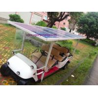 Quality Hipower Green 190w semi-flexible solar panels for sale (for RV,Golf carts ,Marine) wholesale