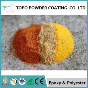 Quality RAL 1003 Insulating Epoxy Coating 94% Glossy Customized Surface Type wholesale
