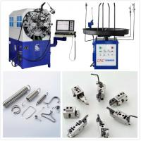 Cheap Computerized Cam - Less CNC Spring Bending Machine / Spring Coiling Machine for sale