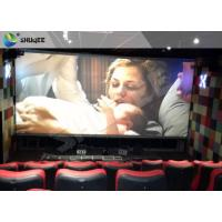 Quality 3D Glasses Screen 4D Cinema System Dynamic Movie Theater Equipment wholesale