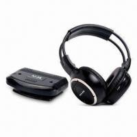 Quality UHF 915MHz Wireless Headphones with Built-in Battery and Speakers, Active Noise Reduction Function wholesale