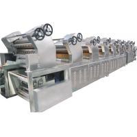 Quality Electrical System Fully Automatic Noodles Making Machine Available Voltage Custom wholesale