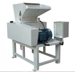 Quality PET Bottles Crushing Machine,High Output Plastic PP/PE Bottle Crusher,Plastic Bottle Crusher wholesale