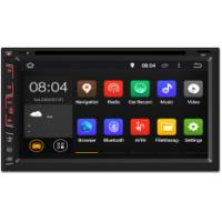 Quality 6.95 Inch Universal Car Media DVD Andriod GPS Buletooth With Andriod 7.1 wholesale