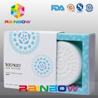Quality White Cardboard Soap Packaging Paper Box With Custom Design wholesale