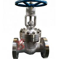 Quality API 600 Flanged Flex Wedge Gate Valve 2 Inch - 24 Inch Cast Stainless Steel wholesale