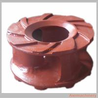Quality Red Stainless Steel Centrifugal Pump Parts Abrasion Resistance Easy Maintenance wholesale