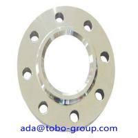"Quality 3000 MM Forged Steel Flanges , 2507 UNS S32750 2507 2"" 150# Stainless Steel Slip On Flange wholesale"