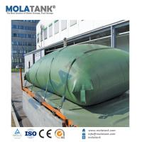 Quality Home use collapsible plastic 1000 L irrigation  Pillow water tank wholesale