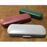 Quality Safety Solid Plastic Reading Eyeglass Cases Hard Practical Environmentally Friendly wholesale