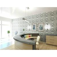 Cheap Exhibition Backdrop Board European Style Wallpaper Decorative Wall Paneling 3D Wall Tiles for sale