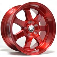 Buy cheap 15x8.0 16x8.0  Aftermarket Aluminium Alloy Wheel with Full Painted Kin-7766 from wholesalers