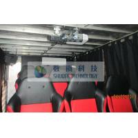Cheap Attractive Exciting Truck 5D 6D 7D XD Theater with Cinema Simulation for Theme for sale